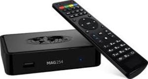 MAG254 - IPTV Set-Top Box - UK PSU